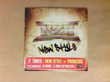 CD SINGLE 3 TITRES / NZH / NEW STYLE / NEUF SOUS CELLO