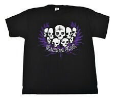 Lacuna Coil Mens Gothic Metal Goth Rock Shirt New S, M, L, XL