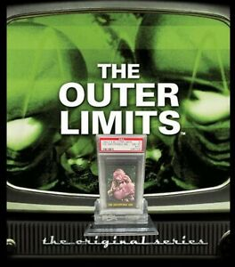 1964 A&BC Outer Limits THE UNSTOPPABLE ONE #7 NEAR MINT-MINT 8(OC) - garno PSA
