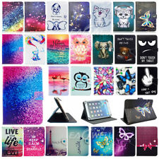"""For Samsung Galaxy Tab A/E/S4/S3 9.7"""" - """" 10.5"""" Universal PU Leather Case Cover"""
