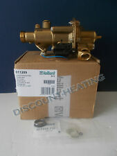 VAILLANT Turbomax vuw 242 242/1 282 282/1 E diverter valve 011269 was 011289