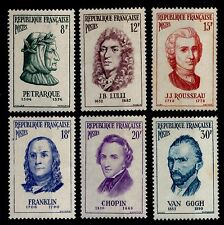 PIPOLES de 1956, Neufs ** = Cote 19 € / Lot Timbres France 1082 à 1087