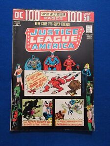 JUSTICE LEAGUE OF AMERICA #110 **100 Pgs!** (FN/VF) *Bright, Colorful & Glossy!*