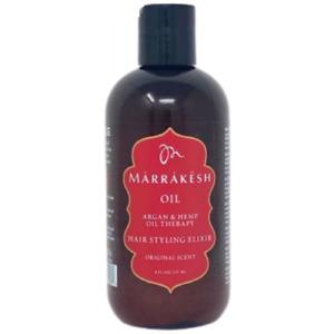 Marrakesh Oil Original Hair Styling Elixir with Hemp & Argan 8 oz