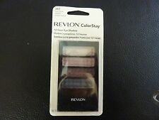 Revlon ColorStay 12 Hour Eye Shadow Quad - GEMS AND (N) JEWELS #343 - New/Sealed