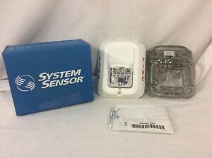 SYSTEM SENSOR SWL STROBE 2W STD CD MULTI-CANDELA