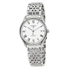 Longines Lyre Automatic White Dial Unisex Watch L48604116