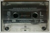 Marky Mark And The Funky Bunch Cassette Tape You Gotta Believe With Clear Case