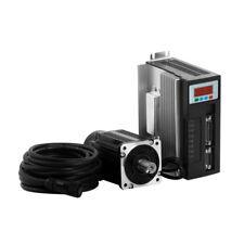 1KW AC Servo Drive Motor Kit NEMA34 4NM 1000W 220V 2500R/Min DHL Free shipping