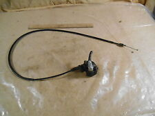 1999 99 HONDA TRX300 THROTTLE CONTROL + CABLE FOUR TRAX FW 4X4 TRX 300 T1070