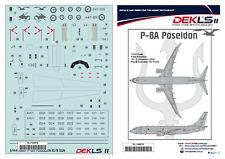1/144 P-8A Poseidon - RAAF 11 Squadron DEKL's II