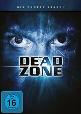 DEAD ZONE SEASON 5 MB  3 DVD NEU JOHN L.ADAMS/CHRIS BRUNO/NICOLE DEBOER/+