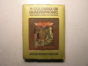 Aerosmith Quad 8-Track Tape Toys In The Attic Quadraphonic