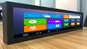 21.2'(VLT212SL) Shelf Bar LCD