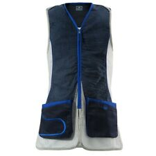 Beretta Women's DT11 Vest. Navy/Silver. Size Large.