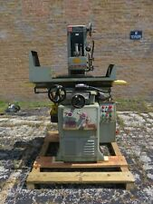 Chevalier Fsg 2a618 Hydraulic Surface Grinder With Coolant Pump Amp Dust Collector