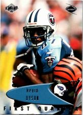 1999 Collector's Edge Odyssey  Football Card #143 Kevin Dyson Titans