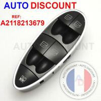 Mercedes BENZ CLS 55 AMG Commande bouton Leve Vitre Interrupteur 2118213679