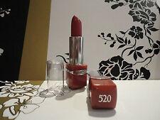 Nuevo lápiz labial CLARINS Le Rouge Gama sombra 520 por favor leer descripción