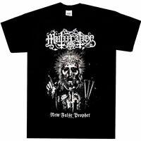 Mutilation New False Prophet Shirt S M L XL Official T-Shirt Black Metal Tshirt
