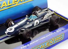 Scalextric Eagle Gurney Weslake Nurburgring 1967 Dan Gurney Slot Car 1/32 C3429