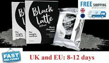 Black Latte Black Charcoal Latte- For weight control- Lose weight
