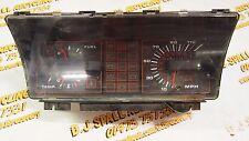 Austin Maestro Speedometer with Black and Red Dash Clocks