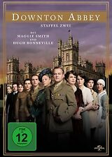 DOWNTON ABBEY, Staffel 2 (Maggie Smith) 4 DVDs NEU+OVP