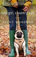 City Girl, Country Vet (Voice)-ExLibrary