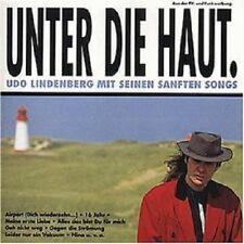 UDO LINDENBERG - UNTER DIE HAUT  CD  16 TRACKS DEUTSCH-ROCK & POP  NEW+