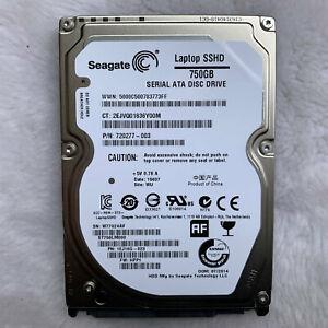 New Seagate 2.5'' SSHD Gen3 SSD Hybrid 750 GB Hard Drive SATA ST750LM000