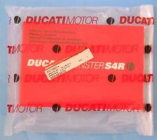 DUCATI  MONSTER S4R  GENUINE FACTORY HANDBOOK/03