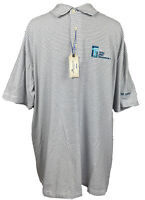 NWT Peter Millar Seaside Collection Short Sleeve Polo Golf Shirt Men's Size XL