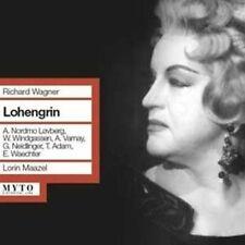 Wagner / Maazel - Lohengrin: Lovberg Windgassen [New CD]