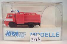 IGRA 1/87 Nr. 949 Avia A30 LKW Hilfsfahrzeug Feuerwehr OVP #3126