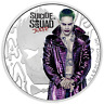 2019 SUICIDE SQUAD – JOKER $1 1oz .9999 SILVER PROOF COLORIZED COIN