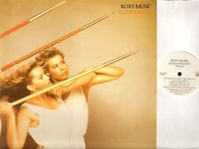 ROXY MUSIC flesh and blood (Canadian) LP EX/VG Disco, Synth-Pop, WSD 32-102