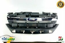 10-12 Ford Fusion Front Radiator Upper Grille Grill Reinforcement Assembly OEM