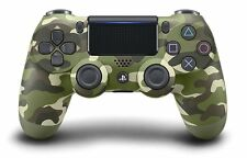 Green Camo Custom PS4 Modded Controller for COD games All Games (CUH-ZCT2U)