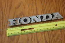 Honda Emblem Logo Vintage detailing ornament Honda 750 Four Decal