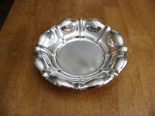 """WILHELM BINDER GERMANY .800 STERLING 9"""" ANTIQUE BOWL Excellent Condition NM  968"""