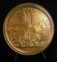 Medal Seat And Taken de La Bastille 10064 French Ap Andrieu 1975