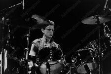 1981 The Clash Topper Headon  Live Concert  35mm Negative Wf1