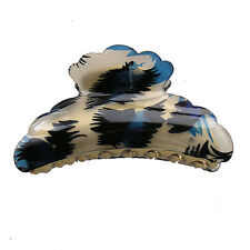 Hair Accessory - Leopard Skin Hair Jaw Claw Clip (STS04503)