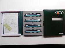 "N Scale - KATO 10-475 ""251"" Series Super View Odoriko (4)-Car Train Set"