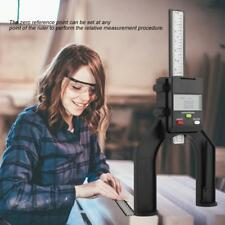 LCD Digital Depth Gauge Tread Router Magnetic Self Standing 80mm Measuring Range