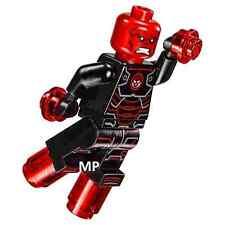 Lego Marvel Super Heroes 76048 Iron Skull Minifigure NEW D9