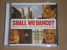SHALL WE DANCE:SOUNDTRACK (GOTAN PROJECT, PETER GABRIEL) - CD SIGILLATO (SEALED)