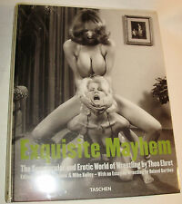 Exquisite Mayhem The spectacular and erotic world of wrestling AKT Frauen Sport