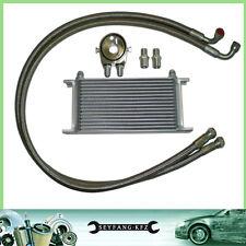 Ölkühler Kit Komplettset 16 Reihen Opel Manta Kadett C Limo Coupe D E C20XE Let